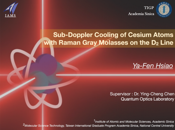 Sub-Doppler Cooling of Cesium Atoms with Raman Gray Molasses